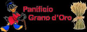 PANIFICIO GRANO D'ORO - LOGO