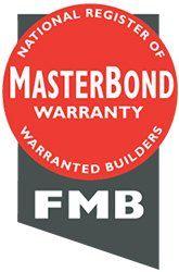 FMB Masterbond Warranty logo