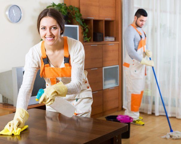 Cleaning Services, Royalty Cleaning