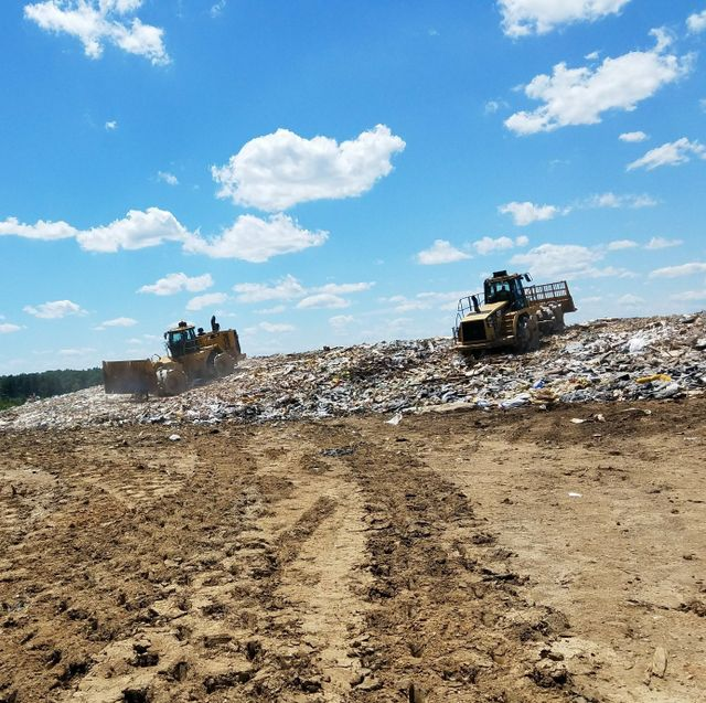 Landfill/Recycling Center - A-1 Sandrock - Greensboro, NC