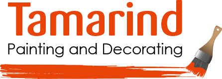 Tamarind Painting and Decorating logo
