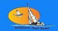 SKIPPER WILLIAM CASSANELLI SAIL TEAM logo