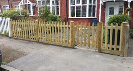 Jacksons Fencing Panel Suppliers In London