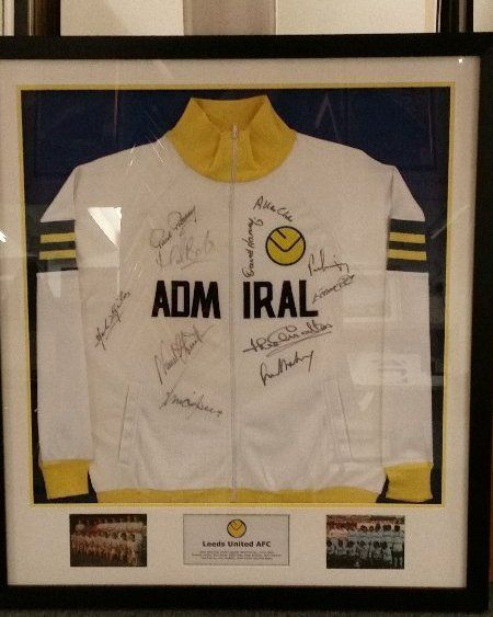 6ad404be2cf Sports memorabilia framing services in Wakefield
