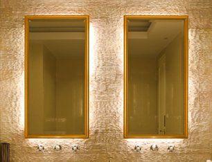 customised mirror design