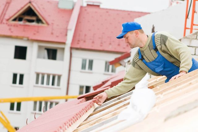 roofing services by The Roofing Specialists