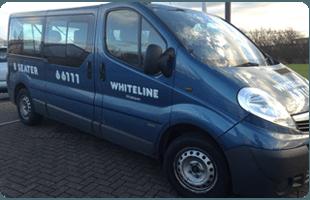 Whiteline minibus