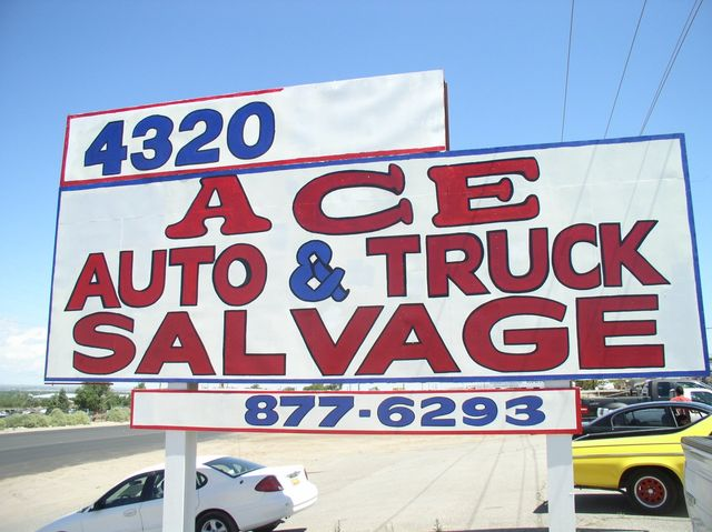 Ace Auto Salvage >> Contact Us Ace Auto And Truck Salvage Albuquerque Nm