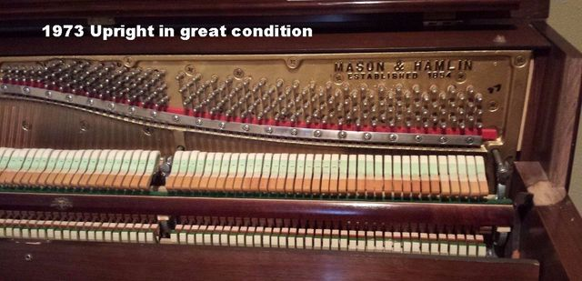 1973 Upright in great condition