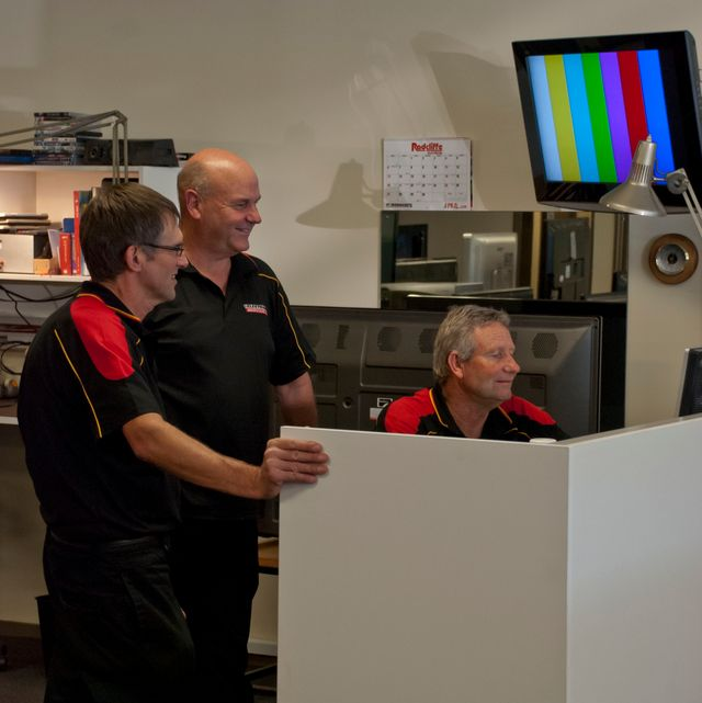 Family is safe and happy with their AV equipment in Invercargill