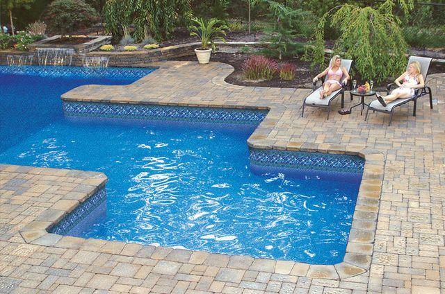 To Replace Pool Liner, Cost Replacing Inground Vinyl Pool Liner