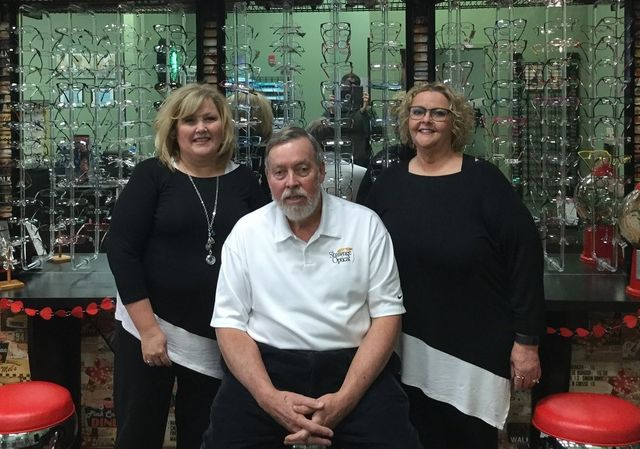 Dayton, Ohio optometrist and eye care professionals
