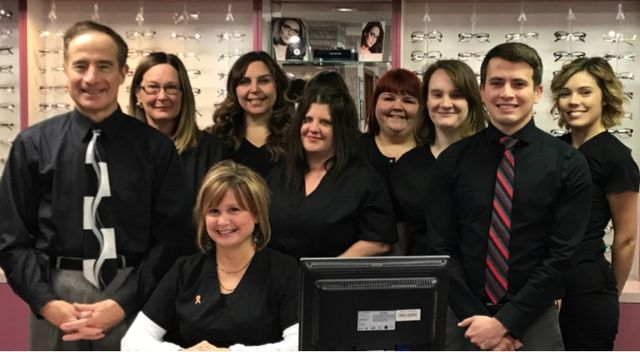 Erie, PA optometrist and eye care professionals