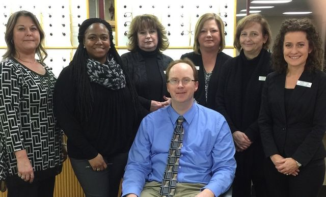 Lima, Ohio optometrist and eye care professionals