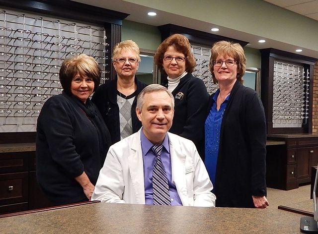 Findlay, Ohio optometrist and eye care professionals