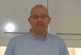 Jonathan Hurst, clinical dental technician