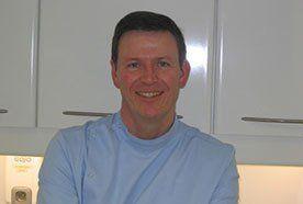 Conor Mulcahy, specialist in prosthodontics