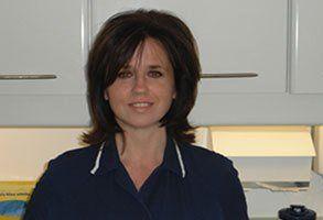 Caroline Hurst, practice manager