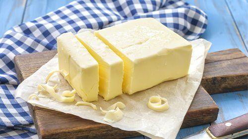una forma di burro