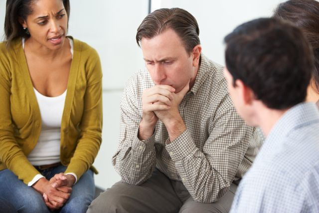 Anger Management, stopping violence, men