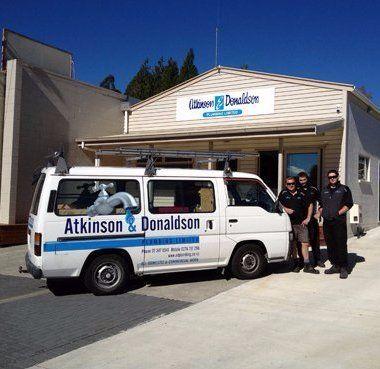 Our team of plumbers in Rotorua