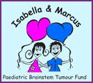 Isabella and Marcus Paediatric Brainstem Tumour Fund logo