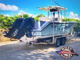 2005 Angler 2600 C/C