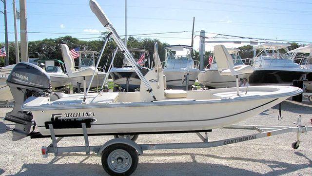 New 2016 Carolina Skiff 15JV Boat for Sale