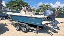 New 2017 Bulls Bay 2000 Bay Boat