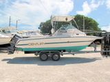 1996 23' Century 2300 Walkaround Boat for Sale by Boat Depot in Key Largo, FL