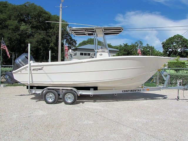 Preowned 2016 Bulls Bay 230 Center Console