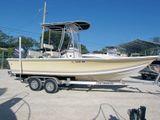 2005 Sea Pro 2100V Bay Boat