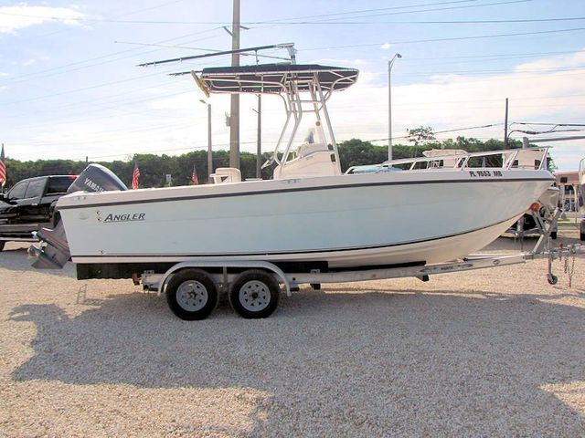 2002 22' Angler Center Console Boat for Sale by Boat Depot in Key Largo, FL