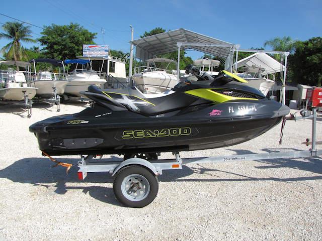 2013 Sea Doo RXT 260 X Jet Ski