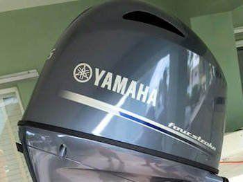 2015 Yamaha 115 Four Stroke Outboard