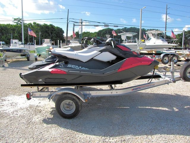 Two 2014 Sea Doo Jet Ski's and Trailer Package