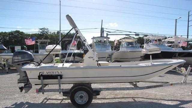 New 2016 Carolina Skiff 17JV Boat for Sale