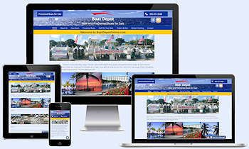 Boat Depot Website is now optimized for all devices.