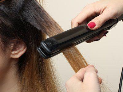 Stiratura capelli a Roma