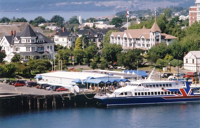 Ferries to victoria bc from bellingham wa