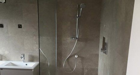Bathroom repairs and installations