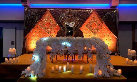 Event Decorations Crystal Wedding Services Ltd
