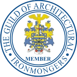 The Guild of Architectural Ironmongers logo
