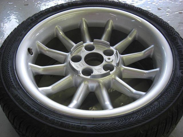 Wheel Doctor - Bent wheels Cincinnati, OH