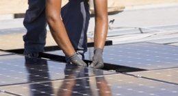 Installazione degli impianti fotovoltaici
