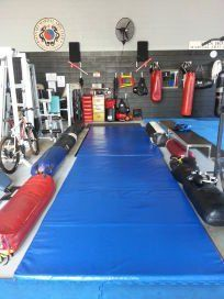 Training Area 1
