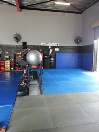 Training Areas 2 & 3