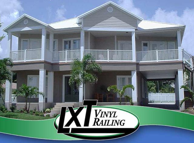 lxt vinyl railing