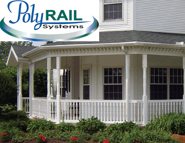 Poly rail systems