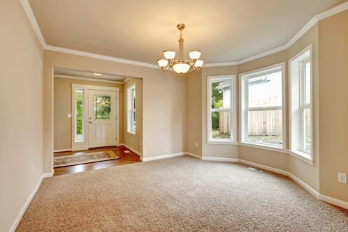 Beautiful carpet installed in Middletown, OH